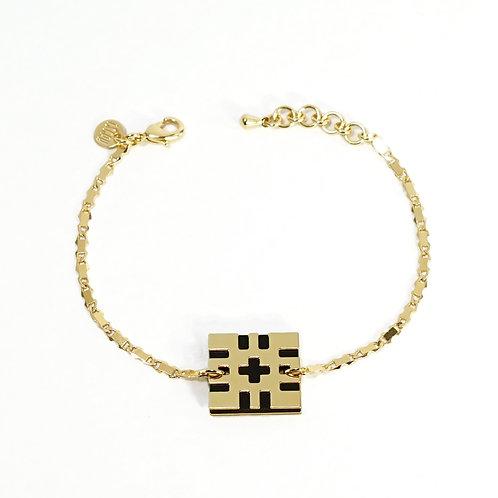 Bracelet BITMAP [P2_noir]
