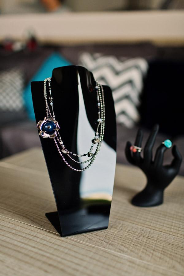parure bijoux, collier mariage