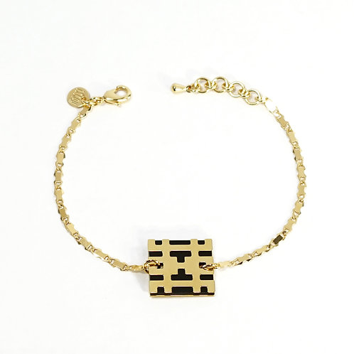 Bracelet BITMAP [P1_noir]