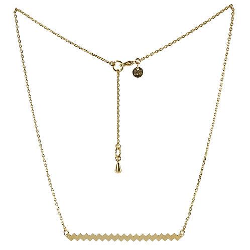 Duo COLLIER ZIG : un collier ZIG (couleur au choix) + le collier ZIG [XL]