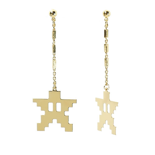 Boucles d'oreilles GAME_STAR