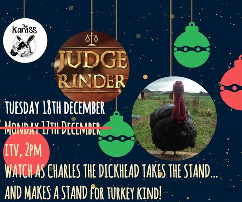 Judge Rinder Christmas Special