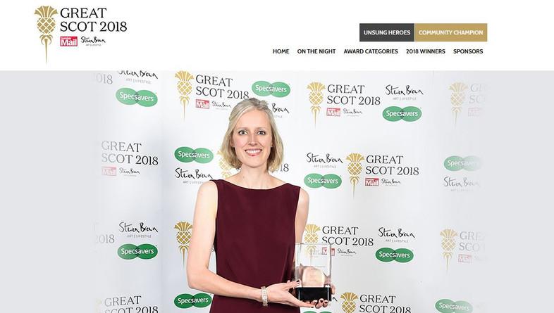 Great Scot Award