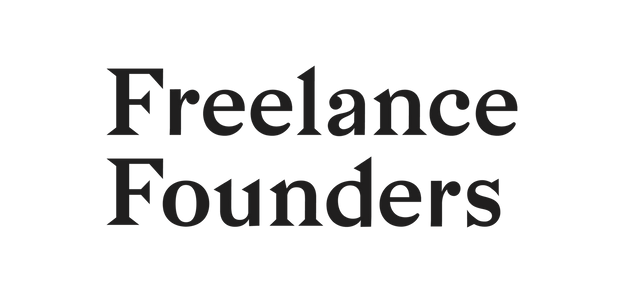 Freelance Founders is a digital members-only platform for freelancers providing top-tier creatives access to business experts, exclusive job opportunities, and networking with like-minded people.