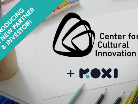 MOXI receives significant investment and partners with The Center for Cultural Innovation