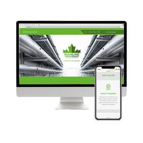 Website design and mobile design services