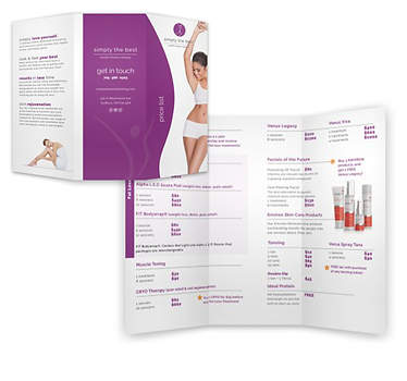 Brochure Design and Printing Services in Sudbury, ON