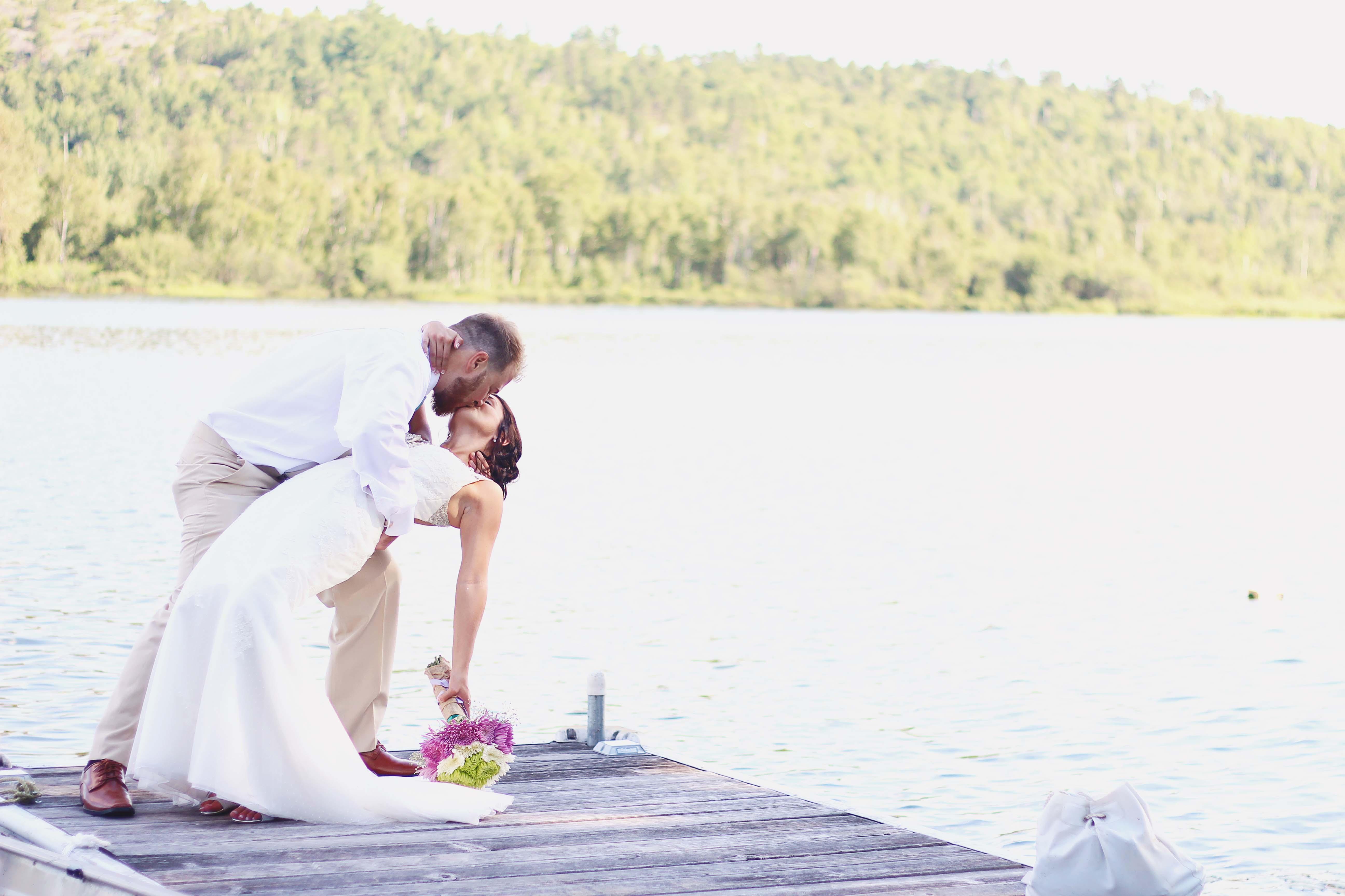 wedding photographer in Sudbury, ON