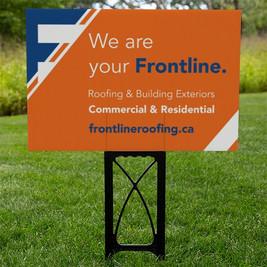 Frontline Roofing Company Ltd.