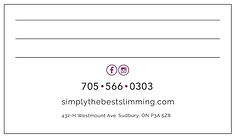Business Card Design Services in Sudbury, ON