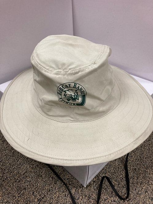 Burley Bobcat Bands Tan Wide Brimmed Hat