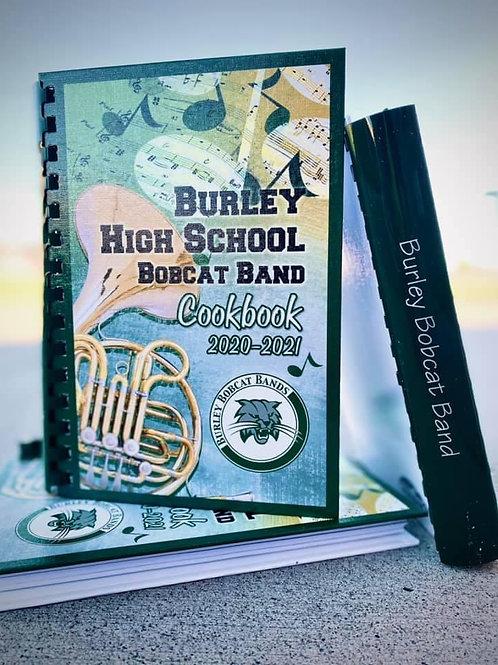 BHS Bobcat Band Cookbook