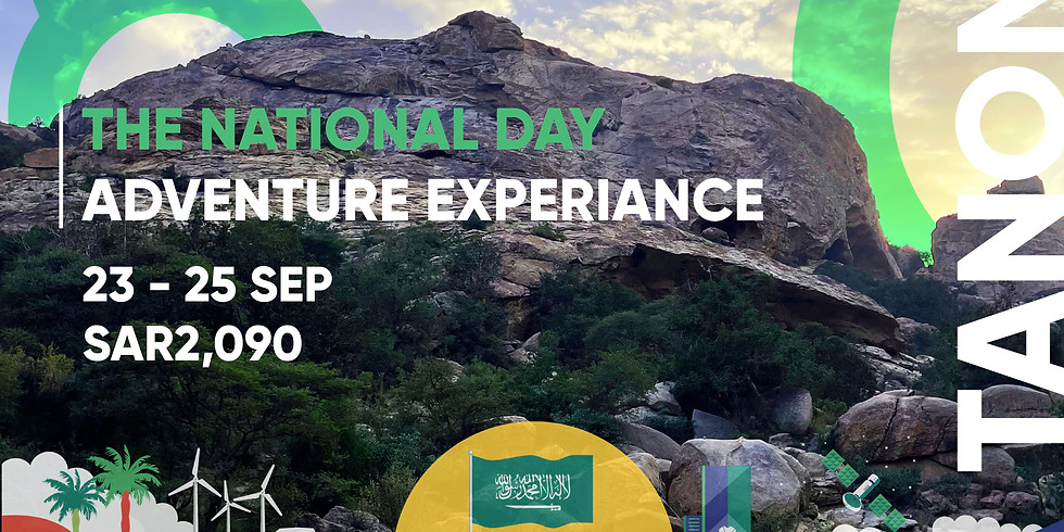 National Day Adventure Experience -Tanomah