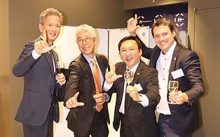 LINK J Staff with Kirk Zeller Japan Busi