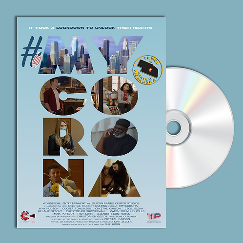 #MyCorona     DVD