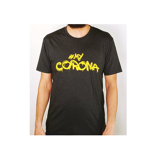#MyCorona T-Shirt (Official Merch)