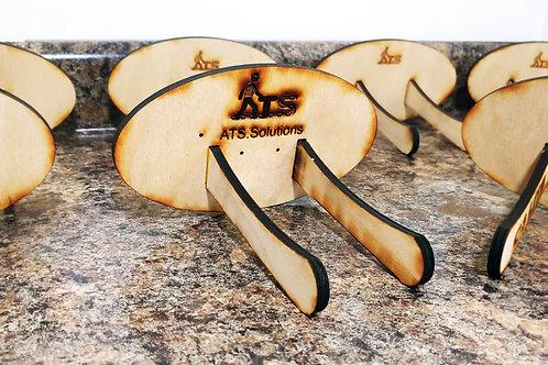 ATS: C3 Lite (Cane & Crutch Holder)
