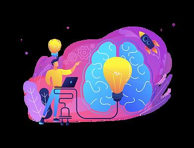 Kirk Zeller Entrepreneur Cutout Graphic.