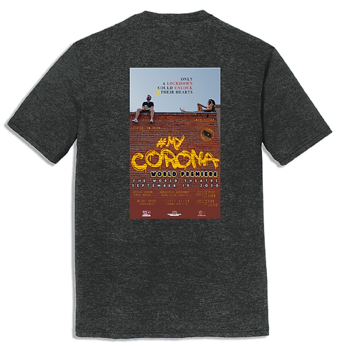 #MyCorona T-Shirt (Official Merch)