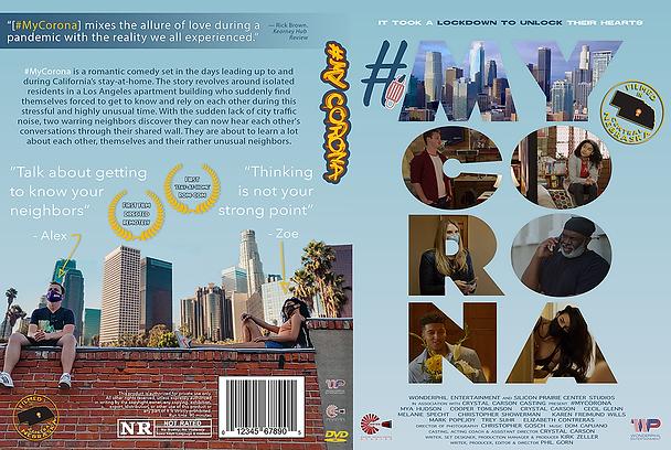 #MyCorona DVD Cover Preview Silicon Prairie Center.png