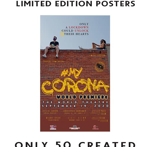 #MyCorona World Premiere Poster