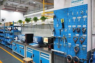 Mold Tools Area