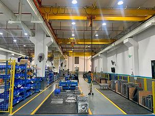 Workshop of CAMEL Huizhou Factory
