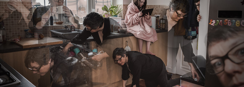 Behind the Scenes - Vicki Cracknell