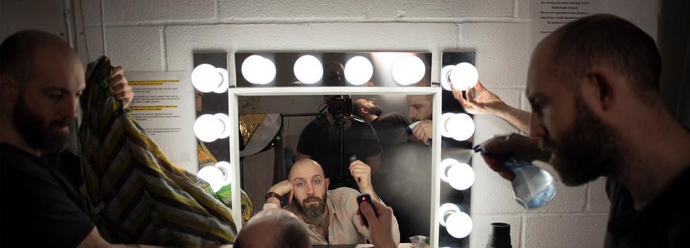 Behind the Scenes - Skyer Reid