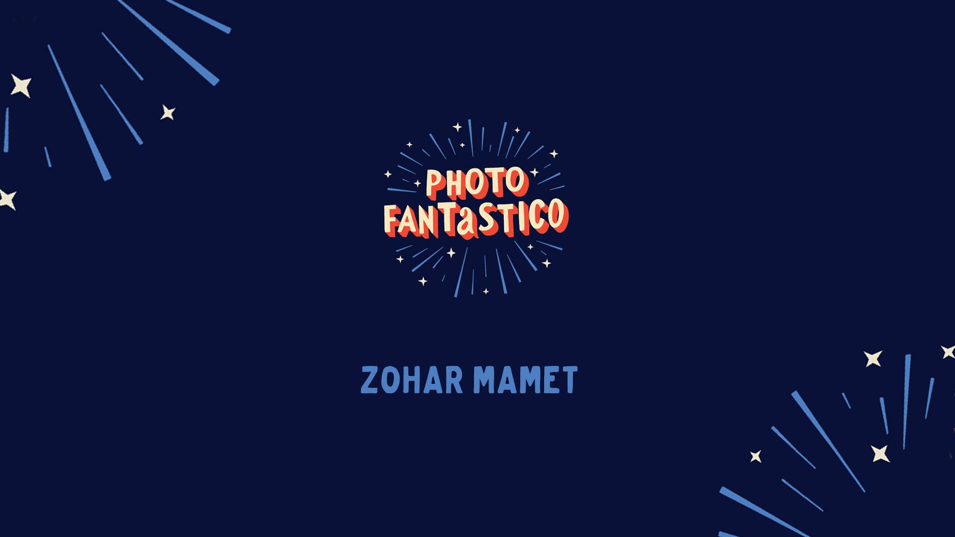 Zohar Mamet
