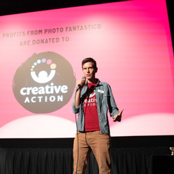 Our Charity Partner, Creative Action!