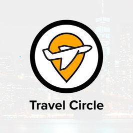 Travel Circle Logo and Landing Page