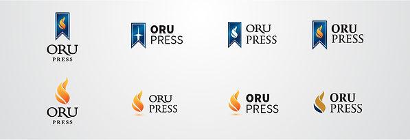 ORU Press options