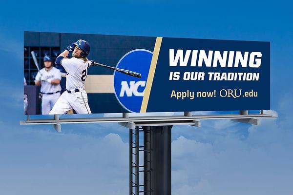 Baseball Billboard