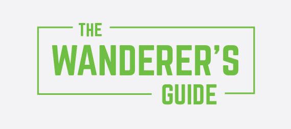 The Wanderer's Guide Logo