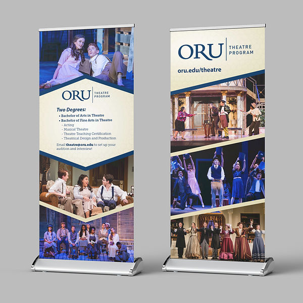 Theatre Banners