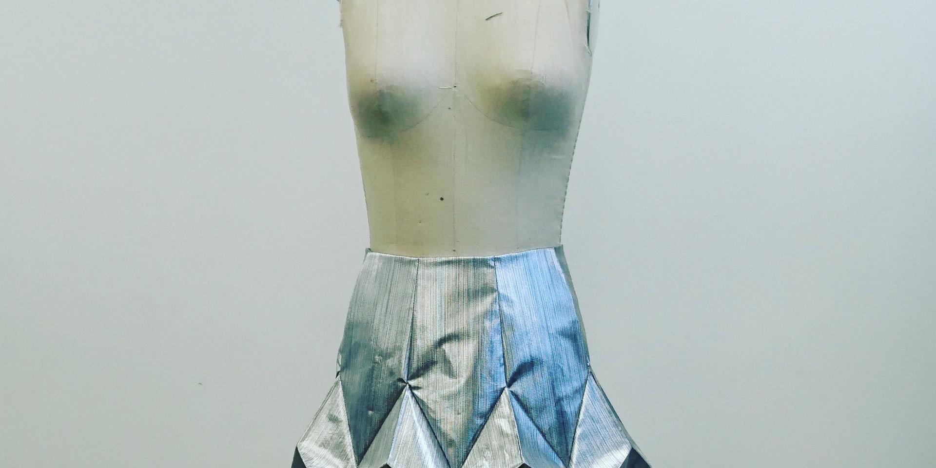 Lampshade skirt