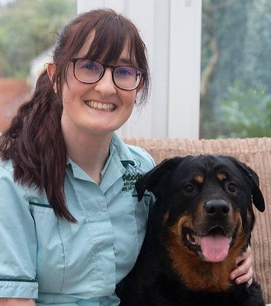 Melissa Vickery Student Veterinary Nurse