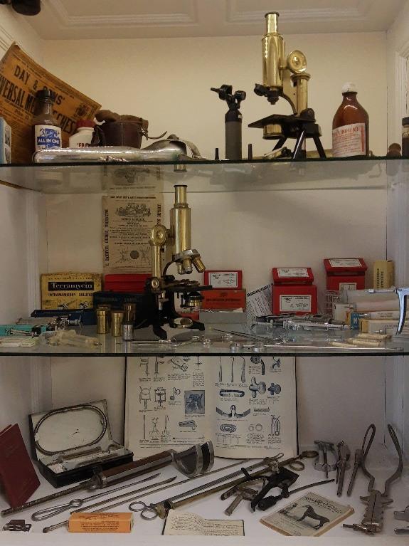 Historical Vet Equipment