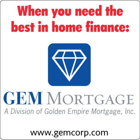 GEM Mortgage