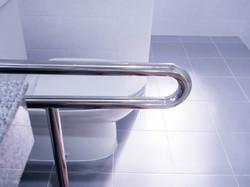 Design restroom and sanitary ware for el