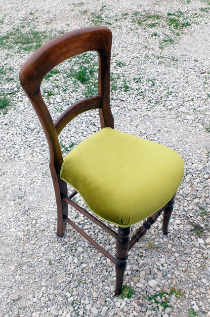 Chaise anglaise