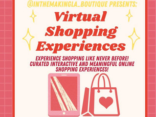 Recreating the shopping experience