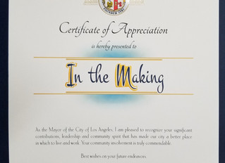 From the Mayor of Los Angeles, Eric Garcetti