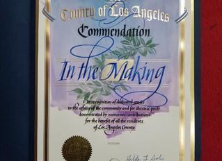 LA County Board of Supervisors Meeting