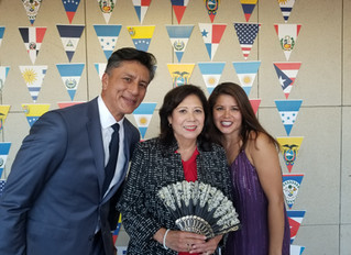 ITM at Hispanic Heritage Reception