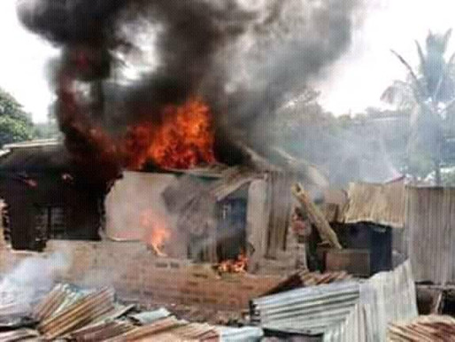LAWYERS ALERT RELEASES REPORT ON MILITARY INVASION OF NAKA, BENUE STATE, NIGERIA.