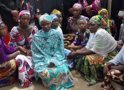 Nigeria girls who fled Boko Haram look to brighter future