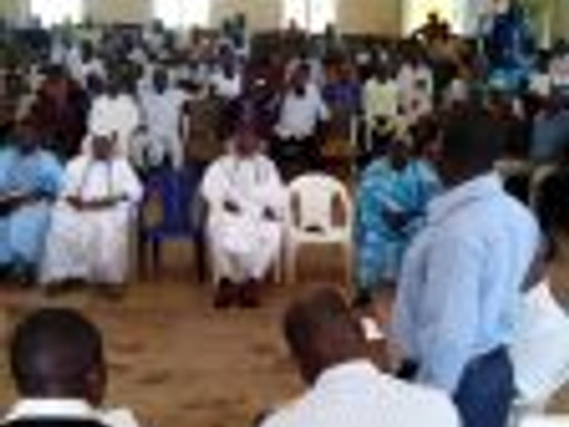 DANGOTE CEMENT AND MBAYION COMMUNITY: DOCUMENTATION OF ESCR VIOLATION  AND CEMENT PRODUCTION