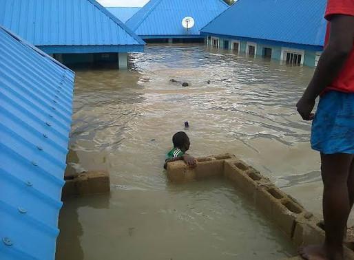 Benue:  When Floods Occur